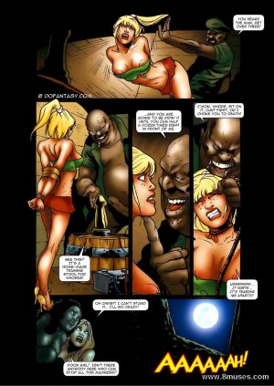 Dofantasy-African Chain Gang - Page 39