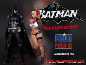 Megaparodies- Batman- The Pervert Bat!