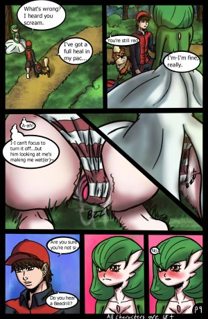 Pokemon- Fairys' Inhibition's - Page 10