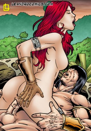 Red Sonja – Leandro