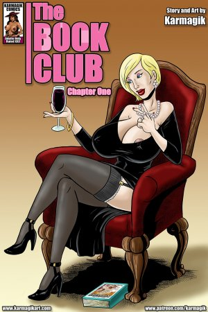 The Book Club Chapter 1- Karmagik
