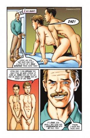 Krátké trojice porno