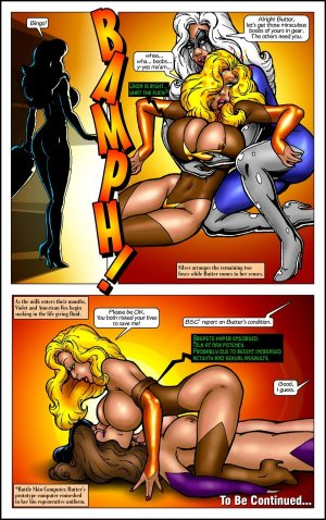 Butterscotch Fox Live by Polls- Superheroine - Page 47