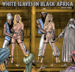 White Slaves in Black Africa – Allan Aldiss