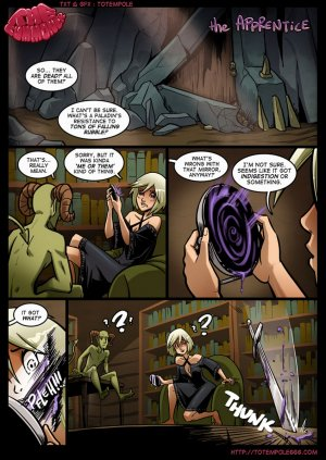 The Cummoner- APPRENTICE- Totempole - Page 2