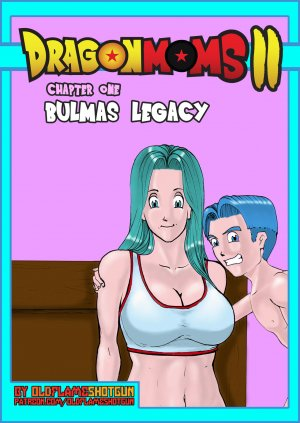 Dragon Moms 2 Ch 1- Bulmas Legcy (Dragon Ball Z)