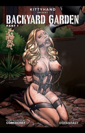 Kitty Hand – Backyard Garden Part 1- Dofantasy