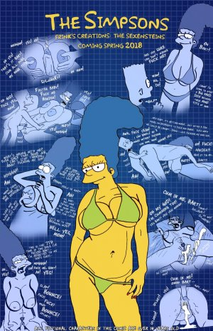 The Simpsons are The Sexenteins- Brompolos