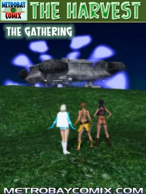 The Harvest- The Gathering 1-3 by Metrobay