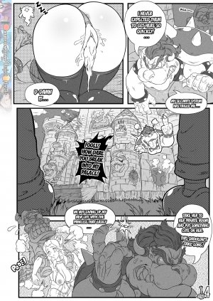 Princess Conquest- Project physalis - Page 15