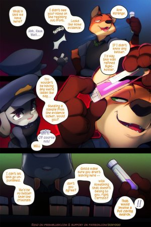 Doxy- Honey Pot (Zootopia) - Page 4
