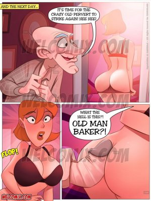 Naughty Home 33 – Old Man Baker Went Senile - Page 4