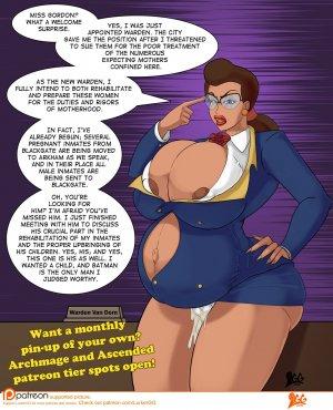 Metroid porno komiks