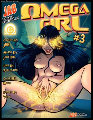 Omega Girl - Issue 3