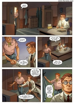 Persuader - Persuader Issue 9 - Page 4