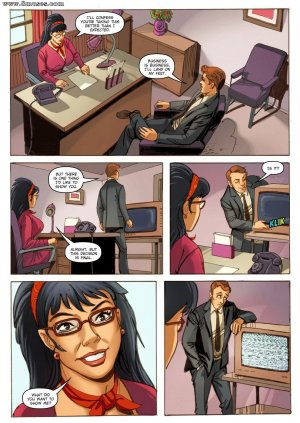 Persuader - Persuader Issue 9 - Page 5