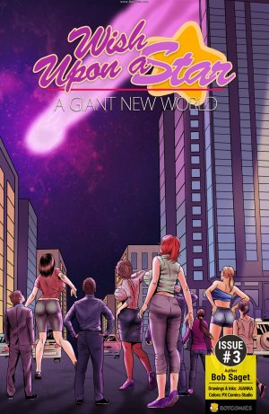 Wish Upon a Star - A Giant World Begins - Issue 3
