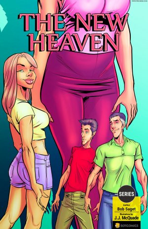 The New Heaven - Issue 1-4