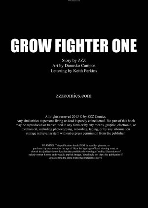 Grow Fighter - Issue 1 - Page 2