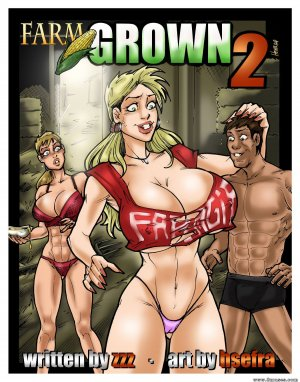 Farm Grown - Issue 2