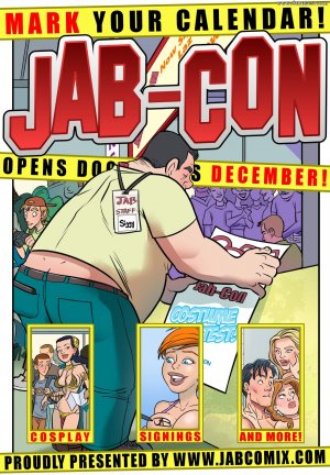 JAB Con - Issue 2