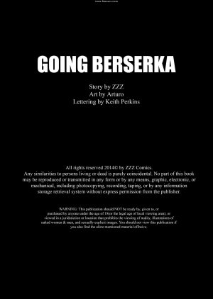 Going Berserka - Issue 1 - Page 2