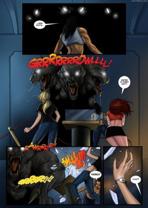 Going Berserka - Issue 1 - Page 4