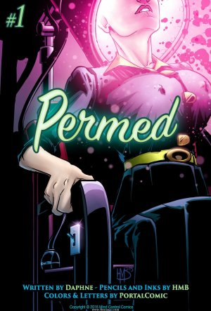 Permed - Issue 1