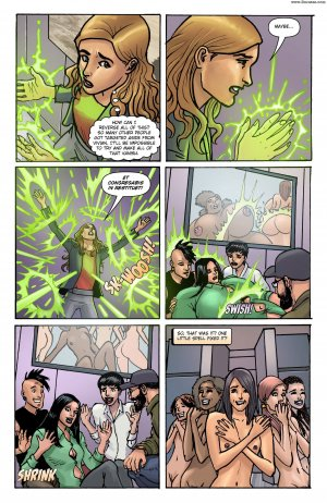 Runway Blowout - Issue 1 - Page 16