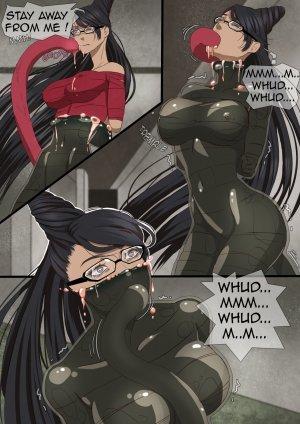 Bayonetta hentai porno