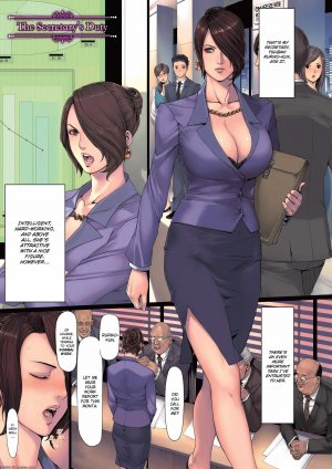Oda Non - The Secretary's Secret Working
