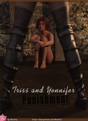 Triss and Yennefer: Punishment
