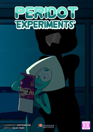 Peridot 'Experiments' (strap-on)