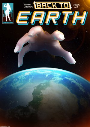Back to Earth - Issue 1