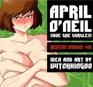 April O'Neil - Save The Turtles
