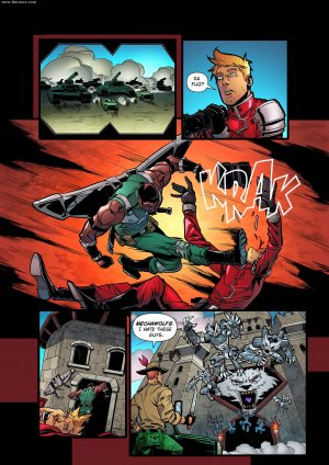 Strike Force - Issue 5 - Page 8