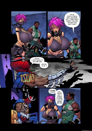 Strike Force - Issue 5 - Page 14