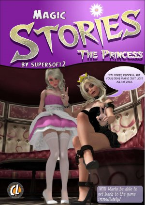 Supersoft2- Magic Stories – The princess