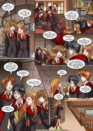 Harry Potter - The Surprise inside the Room of Requirements - Page 2