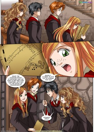 Harry Potter - The Surprise inside the Room of Requirements - Page 3