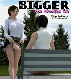 Bigger For Women - Issue 2