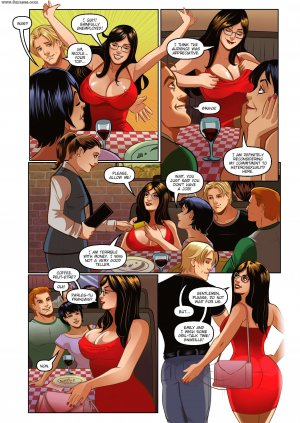 Canadian Girlfriend - Canadian Girlfriend Issue 3 - Page 3