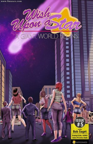 Wish Upon a Star - A Giant World Begins - Issue 5