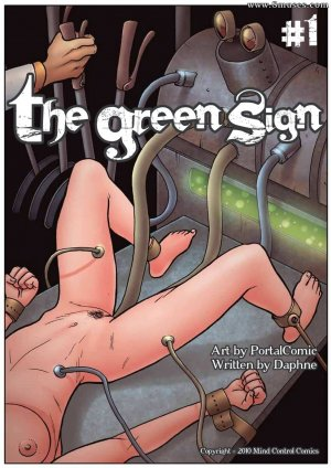 Green Sign - Green Sign Issue 1