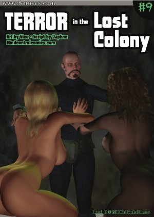 Lost Colony - Lost Colony Issue 9