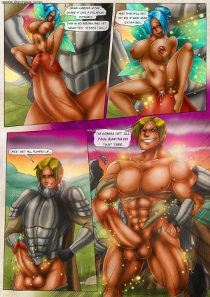 Pixie No More - Issue 5 - Page 8