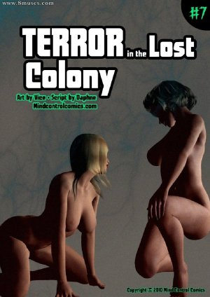 Lost Colony - Lost Colony Issue 7