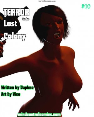 Lost Colony - Lost Colony Issue 10
