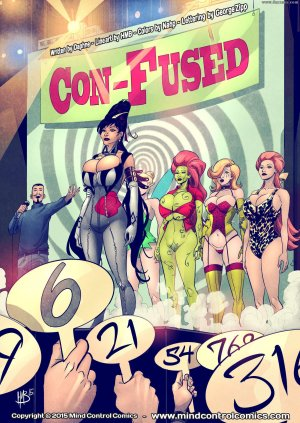 Con-Fused - Issue 6
