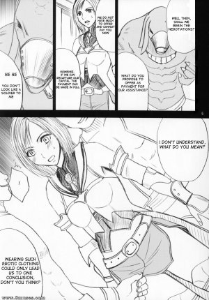 Crimson Hentai - Final Fantasy XII Doujinshi - Revenge or Freedom - Page 6